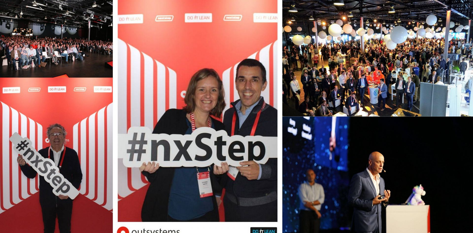 Do iT Lean receives 2 more OutSystems Innovation Awards at NextStep Amsterdam